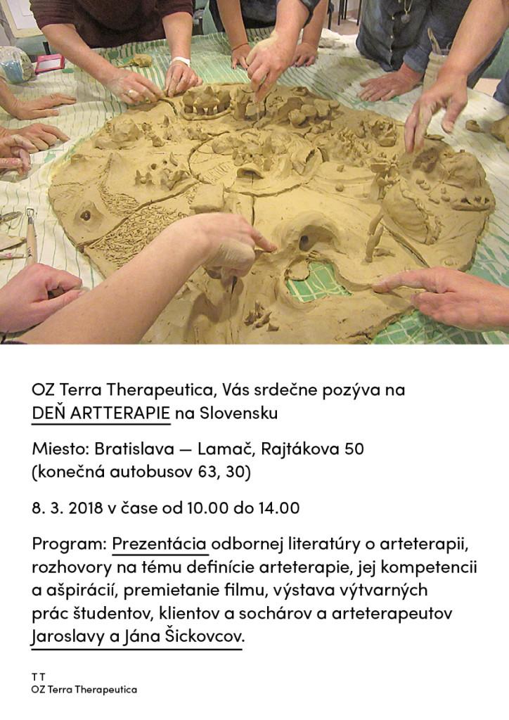 Terra Therapeutica Deň arteterapie